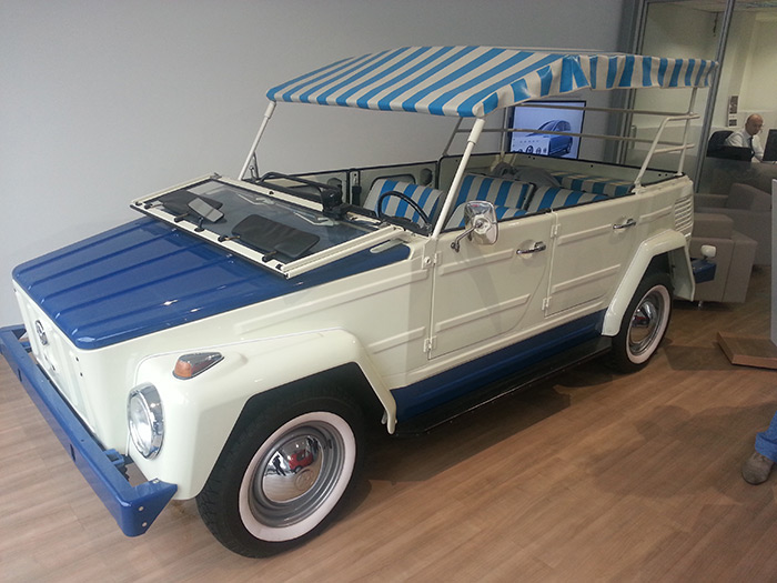 Classic Car - VW Thing Acapulco