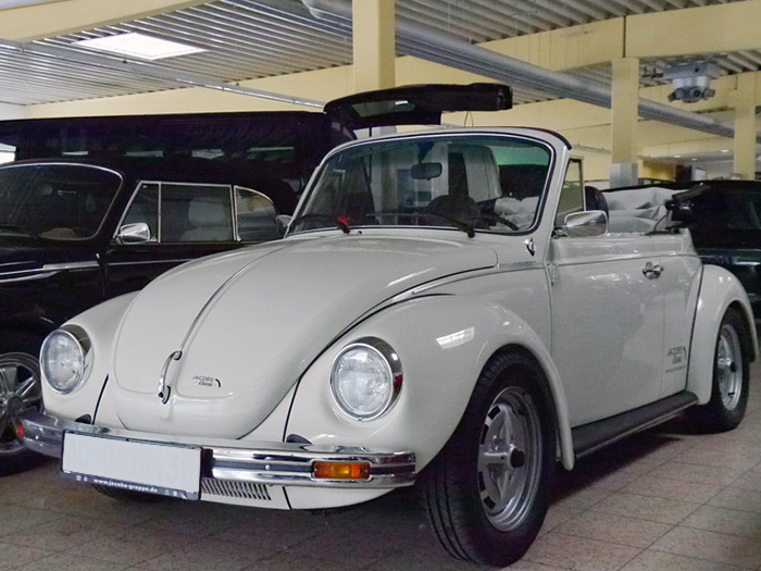 Classic Car - VW Kaefer